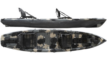 Caiman 135 Duo